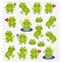 HOBBY-Design Sticker, Frogs