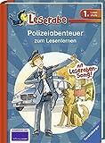 Polizeiabenteuer zum Lesenlernen (Leserabe - Sonderausgaben) - Katja Reider