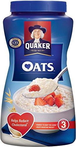 Quaker Oats, 1 Kg Jar
