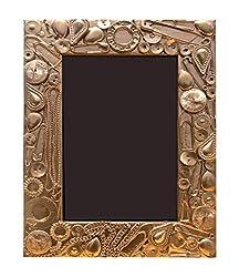 10 am Gold Photo Frame (300 gms)