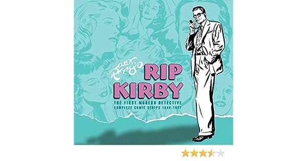 Amazon Fr Rip Kirby Volume 1 Alex Raymond Livres