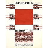 Doppelganger33 LTD Exhibition Architecture Frank Lloyd Wright Amsterdam Netherlands Ad Large Art Print Poster Wall Decor 18x24 inch Exposition Pays-Bas Grand Art Affiche mur Déco