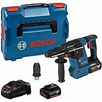 Bosch Professional 0611910007 GBH 18 V della 26 F martello perforatore a batteria, 2 X 5, 0 AH batteria, caricatore, L…