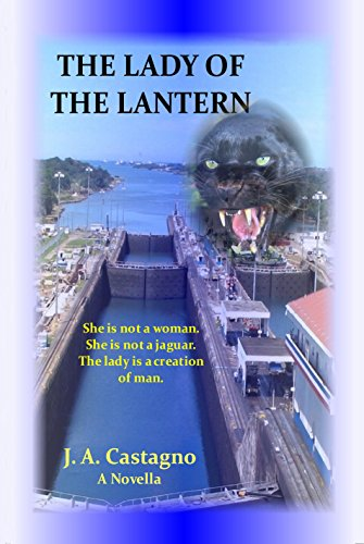 The Lady of the Lantern (English Edition) - Gatun Locks