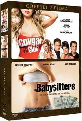 Coffret girl's power : cougar club ; les babysitters [FR Import]