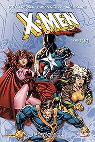 X-Men - Intégrale 1993 V par Bob Harras