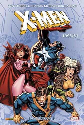 X-Men - Intégrale 1993 V (PAN.MARV.CLASSI) por Bob Harras