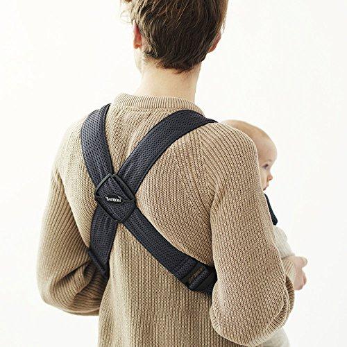 BABYBJÖRN Baby Carrier Mini, 3D Mesh, Anthracite  Baby Bjorn