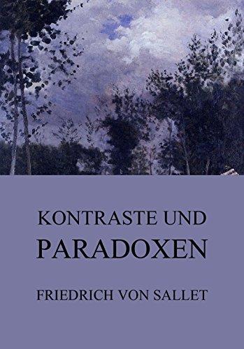 Kontraste und Paradoxen