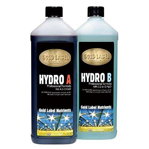 Gold Label – Hydro A + B 10L