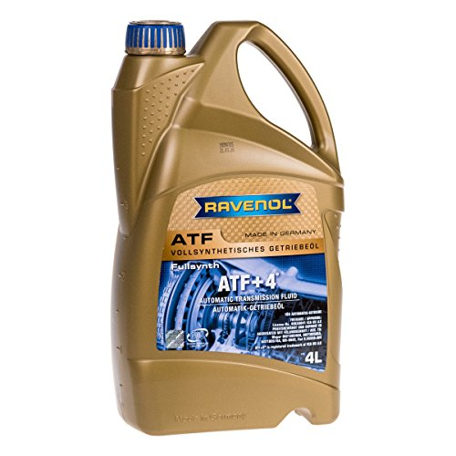 RAVENOL ATF + 4 Fluido, 4 L