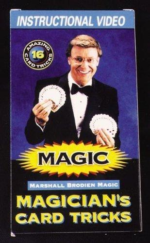 Magicians Card Tricks Video Magic -
