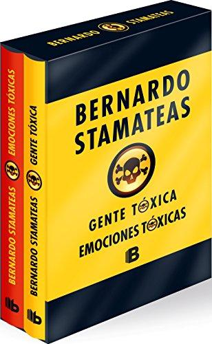 Gente tóxica + Emociones tóxicas (B DE BOLSILLO) por Bernardo Stamateas