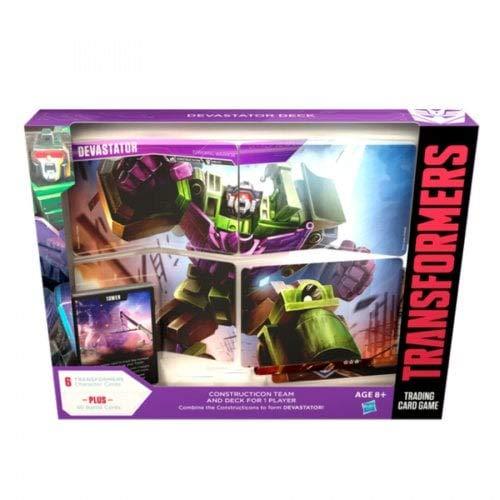 Transformers TCG Devastator Deck english Wizards Coast Trading cards
