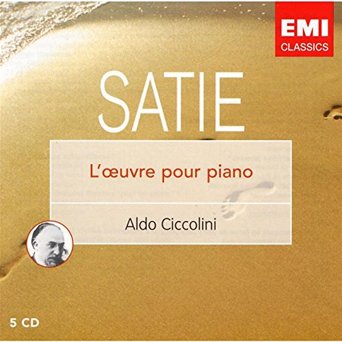 SATIE - Ciccolini - L'oeuvre pour piano