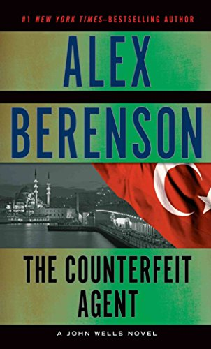 [(The Counterfeit Agent)] [By (author) Alex Berenson] published on (February, 2014)