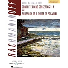 Complete Piano Concertos 1-4 & Rhapsody on a Theme of Paganini: 2 Pianos, 4 Hands