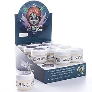 AUA'Fee® | Natürliche Pflegebutter mit hochwertigen Pflanzenölen und Heilkräuter-Extrakten (30ml/50g)