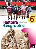 Histoire-Géographie 6e éd. 2014 - Manuel de l'élève (format compact) by Antoine Frémont (2014-04-30)