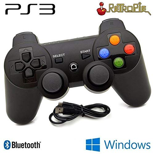 Mando Gamepad PS3 INALAMBRICO Bluetooth Compatible