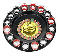 Drinking Roulette incl. 16 shot glasses