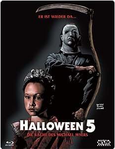 Halloween 5 (Blu-Ray) - uncut - limitiertes 3D Starmetalpak