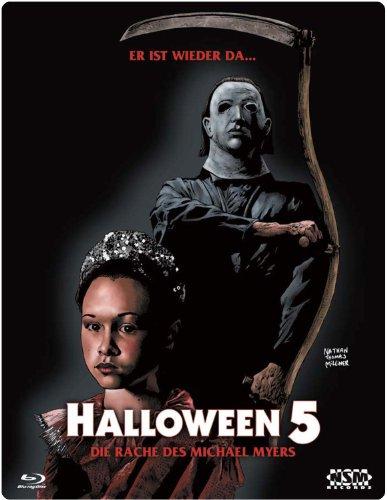 (Halloween 5 (Blu-Ray) - uncut - limitiertes 3D Starmetalpak)