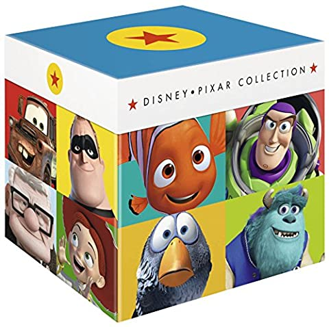 Disney Pixar Complete Collection [Blu-ray] [Import