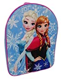 Disney Frozen Eva Backpack Mochila infantil, 32 cm, 6.5 liters, Azul...