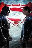 empireposter 736338 Batman vs Superman One Sheet Batman Film Movie Poster Druck, Papier, Mehrfarbig, 91,5 x 61 x 0,14 cm