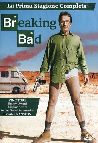Breaking bad Stagione 01 [3 DVDs] [IT Import]