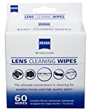 Zeiss Pre-Moistened Lens Cloths Wipes, 6...