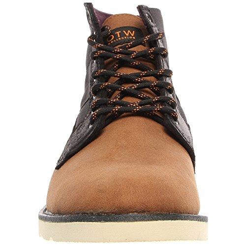 Vans Herren Sneaker BRETON BOOT Brown/Black