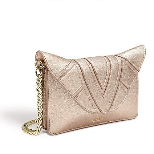 7b9aafeb86 LaBante -sac bandouliere femme - Monarch- sac Rosé gold pochette femme  petit sac sac