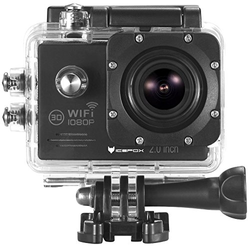 action cam icefox wasserdichte wi fi action kamera 12. Black Bedroom Furniture Sets. Home Design Ideas