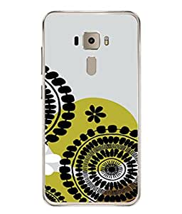 Fuson Designer Back Case Cover for Asus Zenfone 3 ZE552KL (5 Inches) (Girl Friend Sister Mother Wife Lifepartner Father Temple Religious)