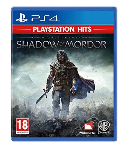 Middle-Earth Shadow of Mordor PS4 Game (PlayStation Hits) [Edizione: Regno Unito]