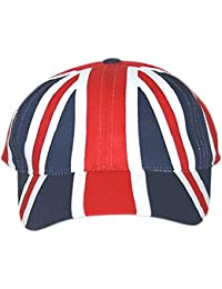 England Baseball Cap Union Jack Cap with adjustable strap