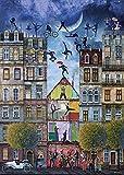 Heidi Oyuncak 4199Dream Street Art Puzzle