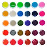 UV Gel 30 x 8ml Set Color Mischung Farbgel Glitze Bling Nagel Nail Art Nagelstudio Nägeln Nagelgel Colorgel Deko Design