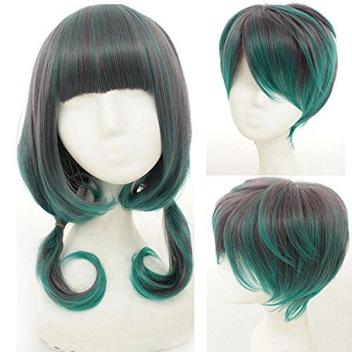 Ein Paare Perücken Perücke, COS ein paar paar Birne + kurzes Haar Liebhaber Anime Cosplay Perücken Haarteil , (Cos Paar Halloween)