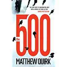 The 500 (Mike Ford 1) (English Edition)