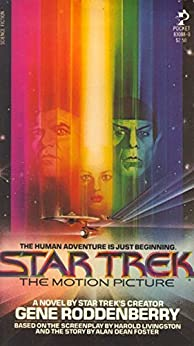 Star Trek: The Motion Picture (Star Trek: The Original Series) by [Roddenberry, Gene]