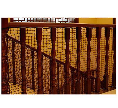 Red de seguridad para niños, red de protección para escaleras infantiles, red de seguridad de aislamiento...