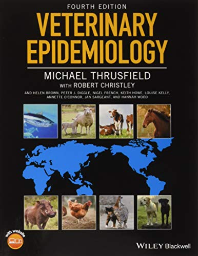 PDF DOWNLOAD Veterinary Epidemiology Ebook EPUB KINDLE By