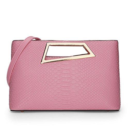 Sotica, Borsa a tracolla donna L Pink L