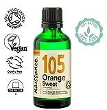 Naissance Huile Essentielle Orange Douce Certifiée BIO (n° 105) - 50ml - 100% pure...