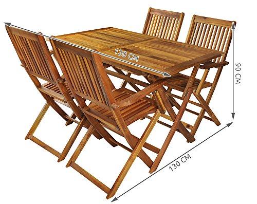 Holz Möbelset