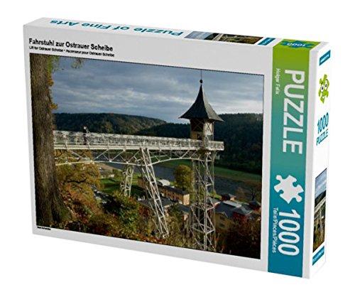 Preisvergleich Produktbild Fahrstuhl zur Ostrauer Scheibe 1000 Teile Puzzle Quer