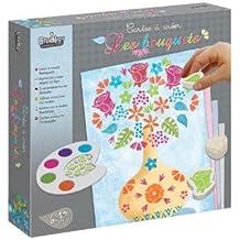Créa Lign' - Cl88 - Tampon À Imprimer - Cartes À Créer - Les Bouquets De Fleurs